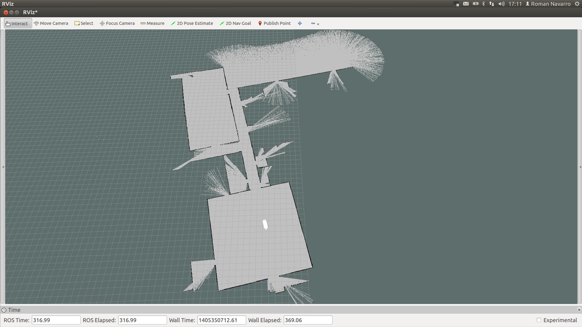 ROS_Kinetic_x 目前已更新的常用機器人資料 rosbridge agvs